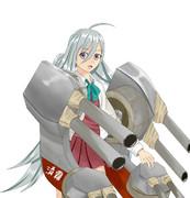 戦艦 清霜