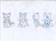 メイズミス猫デザインコンテスト