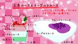 【アクセサリ配布】ムース2種類