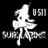 U-511シルエットTシャツ