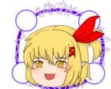 ゆっくり輪妖精(きつねゆっくり風)