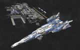 SpaceEngineersで宇宙船4
