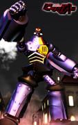 THEビッグオー:MMDロボットアニメセレクション.71