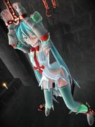 姫騎士がぁ!!! 捕まってぇぇ!!! 姫騎士がぁ! 牢屋端ぃぃっ!!!オークが呼ばれて!まだ入る