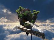 [Minecraft] 中層の孤島 わんくら作品