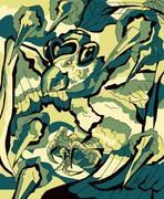 五色で描いたペット・ショップ