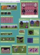 【Minecraft 】ゆかりテクスチャβ2.9【1.8対応】