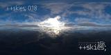 ++skies; 018 [16k8k/8k4kスカイドーム素材配布]