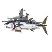 巨大戦艦ブラックシビ