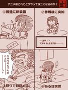 アニメ艦これの改二について
