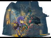 洞窟探索中【Minecraft】