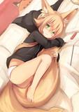 「一緒に寝るもん」