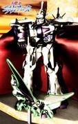 天空のエスカフローネ:MMDロボットアニメセレクション.76