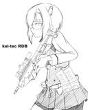 艦娘×銃 ver大鳳with kel-tec RDB