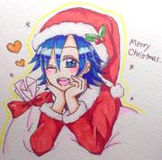 【クリスマス】サンタコス真波