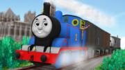 来月のハッピーセットにはトーマスが!