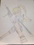 ロリ系武装メカ少女