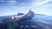 【Minecraft】辻風型戦艦【大和連邦王国】