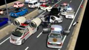カーチェイスに終止符+アザーカーのドライバーを救助!