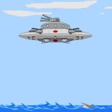 大日本帝国海軍 超弩級特殊攻撃機「草薙」