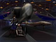 ※注:F15は艦載機ではありません