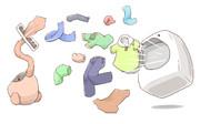 掃除機vs洗濯機