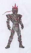 オリジナル/仮面ライダー黒騎士
