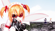 【東方MMD】狙撃?