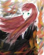 紅蓮の魔女