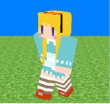 アリスのスキン【女の子】