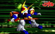 魔神英雄伝ワタル:MMDロボットアニメセレクション.88