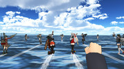 日進の物語 第15話 空母機動艦隊出撃