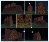 【Minecraft】限界クラフト 土の大聖堂【ルカミ】