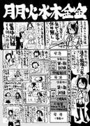 【艦これ】月月火水木金金【史実】