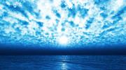 【MMDステージ配布】まだらな雲の空 U2【スカイドーム】