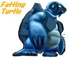 太ましい亀