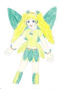 お茶の妖精エミリー