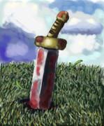UDKの剣
