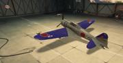 [WoWp]A6M1 ガルム隊  サイファー機仕様