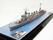 【艦船模型】 軽巡「神通」ディテールアップ【完成品】