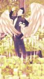 ビニ傘天使
