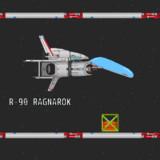 R-TYPE ドット R-9Ø RAGNAROK SIDE
