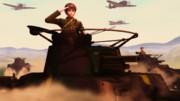【MMD】國家の干城 醜の御楯【「陸!海!空!」】