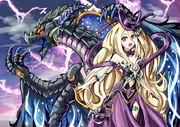 暗黒龍と冥夜神