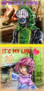 【IT'S MY LIFE】おっさんと幼女