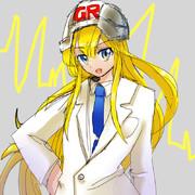 雷のGR団リーダー キャサリン