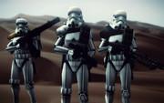 star wars MMD