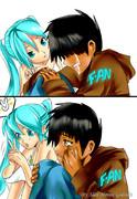 Miku & Alan - Just Cry...