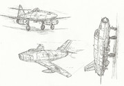 戦闘機の練習 その2