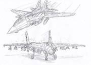 戦闘機の練習 その3